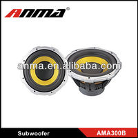 Automobiles car subwoofer speaker box 24inch
