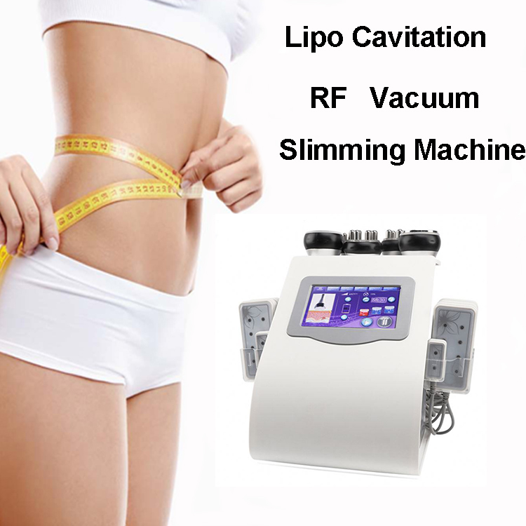 Slimming Lipo Laser Weight Lose Cavitation Machine Beauty Equipment for sale