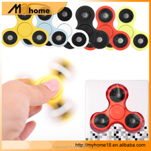 2017 hot selling fingertip gyro/spinner fidget/hand fidget spinner toy