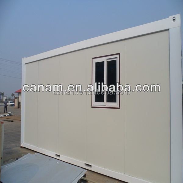 CANAM-modern prefab cottage industry in container for sale