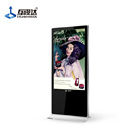 55 inch capacitive touch floor standing advertising digital signage