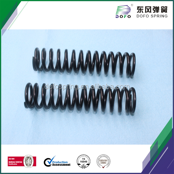 china factory custom off road coil springs 4x4