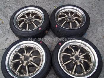 used jdm 16x7 16x7 5 4x100 watanabe rs 8 rs82 ssr eg6 ae wheels rims