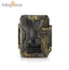 game hunting solar power outdoor security night vision hd 12mp digital trail camera