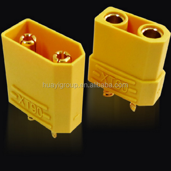 Gold Plated Banana Plug for XT90 Battery Connector