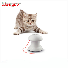 Nuovo disegno Laser Pointer Cat Toy Interactive Rotante Laser Gatto Giocattoli Pet <span class=keywords><strong>Elettronico</strong></span> <span class=keywords><strong>Giocattolo</strong></span> Laser