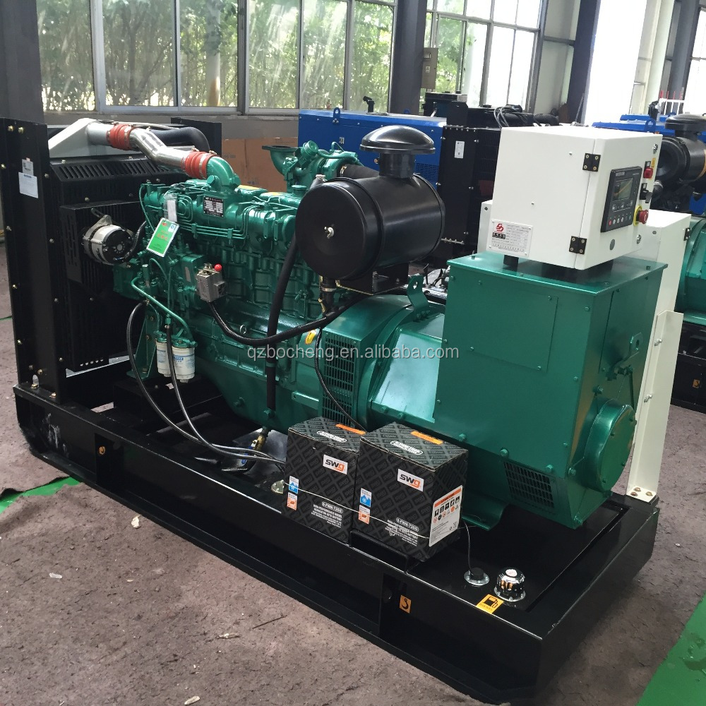 China strong power diesel generatorr sets hot sale from bocheng machinery