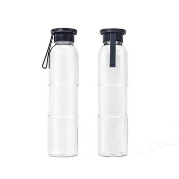 High Quality BPA Free CustomLogoTritan Drinking Plastic Water Bottle