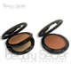 New design 10 colors waterproof puff cake makeup compact powder