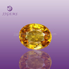 synthetic loose top quality yellow zircon price
