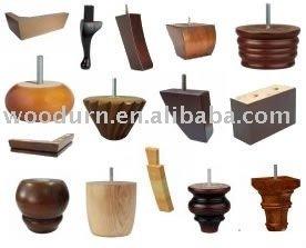 Wooden Furniture Bun Feet Supplieranufacturers At Alibaba