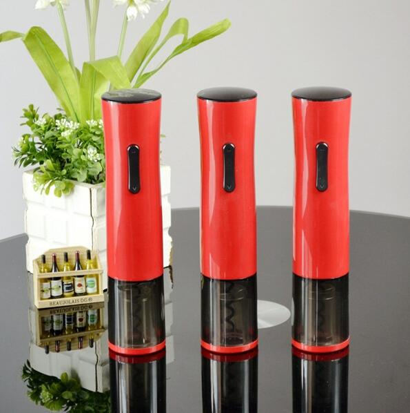 Luxury Quality Rechargeable Electric Corkscrew Wine Bottle Opener and Wine Foil Cutter Set