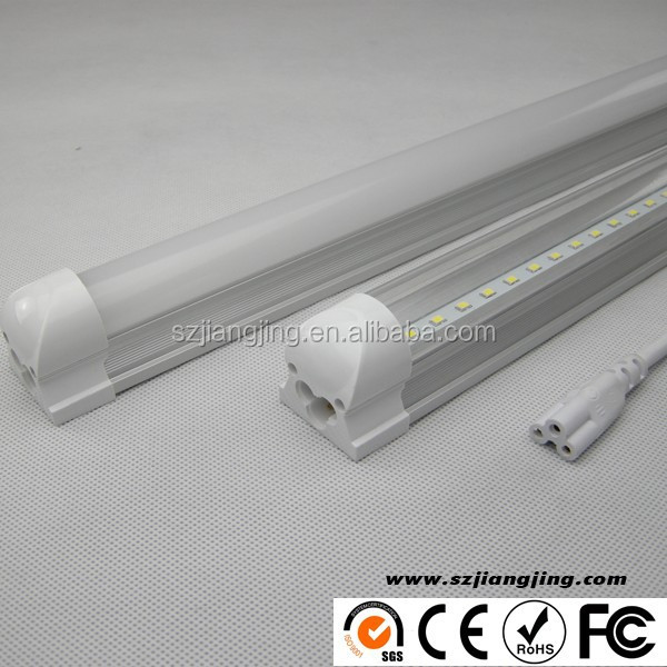 High lumen SMD2835 6000K integrated t8 led tube and led light componets