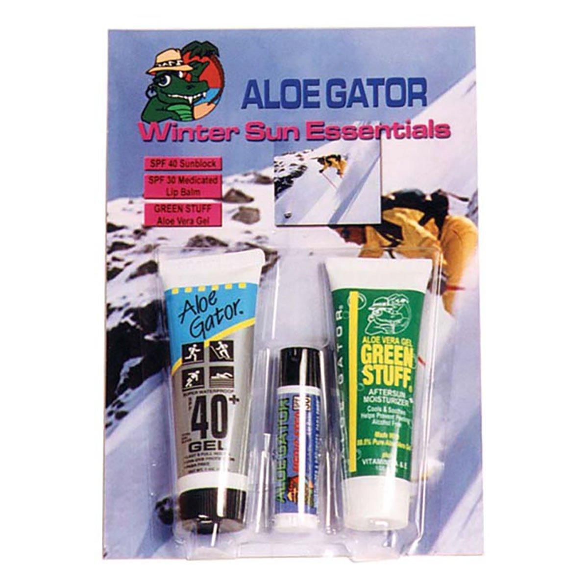 Aloe Gator Winter Combo Pack 3 Items