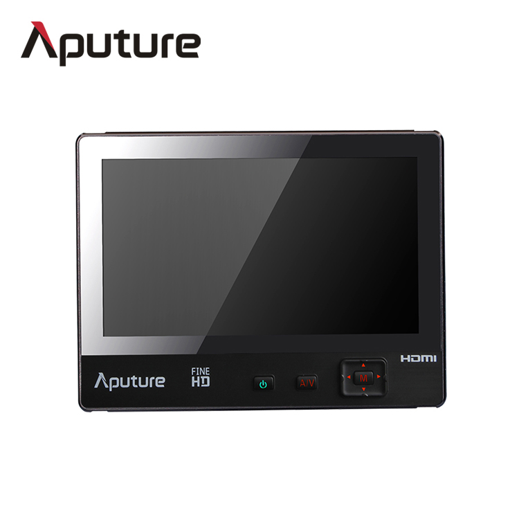 "Order now, 1 pc NP-F970 for free Aputure 1080p 7 inch ultra-thin 7"" TFT-LCD video <strong>monitor</strong> for DSLR,"