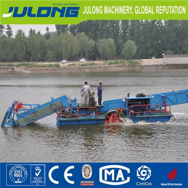 Julong Inland Lake Water Weed Harvester