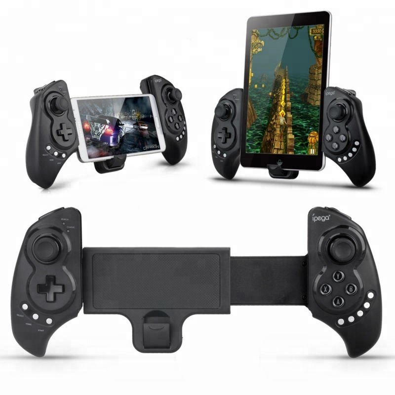 HOT PG-9023 iPEGA Gamepad Android PG 9023 Telescópica Sem Fio Bluetooth Controlador Do Jogo Joystick Para Telefone/Tv Android Tablet pc