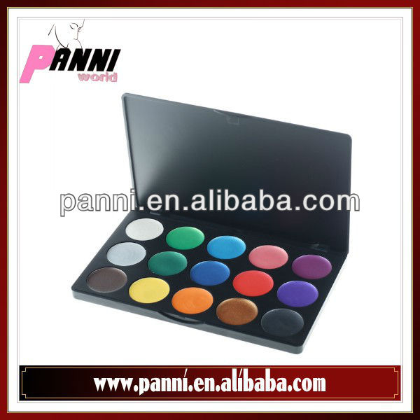 New product 15 Color Eyeshadow Gel cream makeup palette