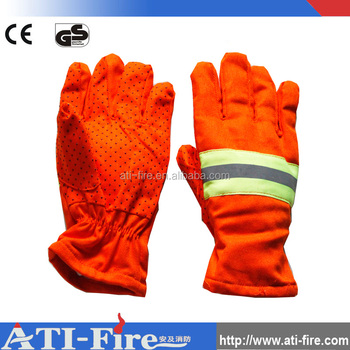 ded695d3c7a8 Fire Fighters Fireman Fire Safety Gloves  protective Hand Gloves - Buy ...