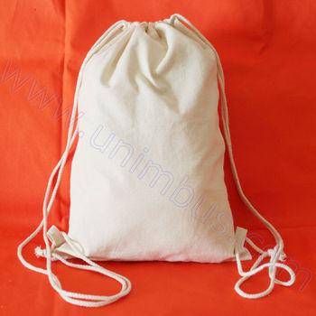 23f5d7ad2 Personalizada Cordón Ajustable Mochila/bolsa/lona De Algodón Mochila ...