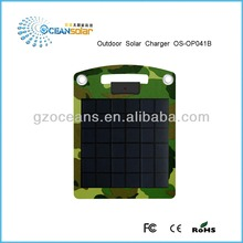 backpack solar charger portable outdoor activity necessary for mobile phone digital product OS-OP041B