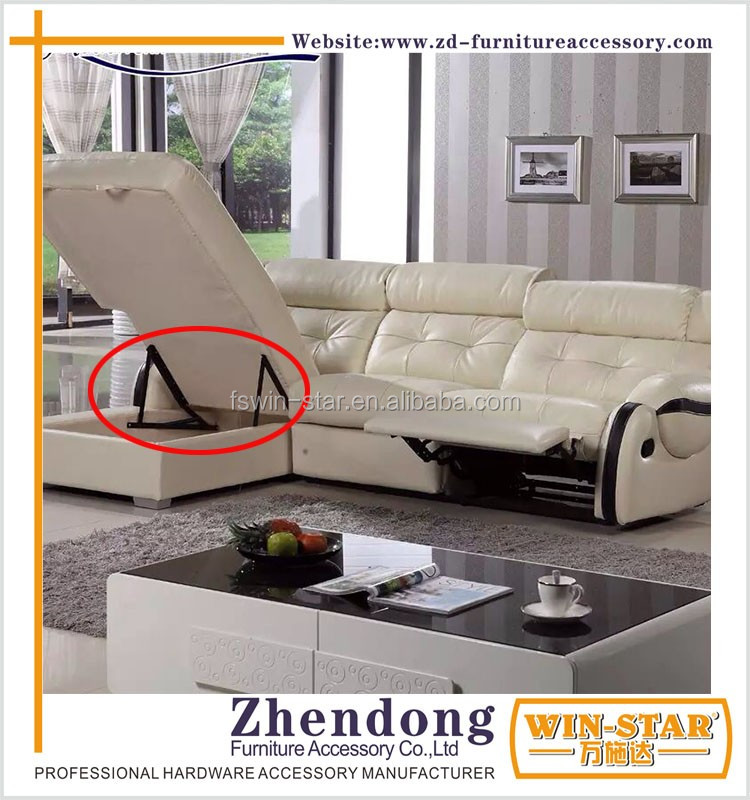 Muebles bisagras hardware plegable sofá cama mecanismo ZD-I012-A ...