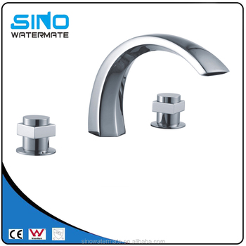 Deck Mounted Cupc Nsf Bathroom Taps With Prices - Buy Bathroom Taps ...