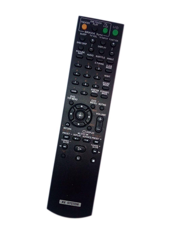 LR General AV System Remote Control Fit For RM-ADU007 DAV-HDX275 HCD-HDX475 DAV-HDX576WF HCD-HDX274 DAV-HDX277WC DAV-HDX589W DAV-HDX475
