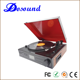 Customized Hi-end gramophone usb music player with usb am fm radio play function