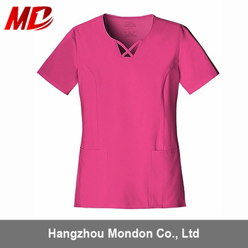 Design Medical Scrub Nurse Hospital Suit uniform set
