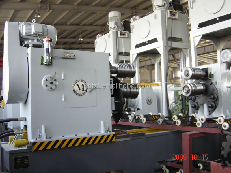 55 Gallon Steel-Drum Production Line or making machine middle piece production line solution