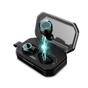 Waterproof IPX7 4000mAh battery in-ear small earphone smart bluetooth headset