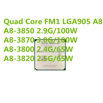 AMD A8 3870K 3850 CPU quad core FM1 LGA905 A8-3820 3800 ready stock best  offer, View AMD A8 CPU, AMD Product Details from Shenzhen ZST Electronics
