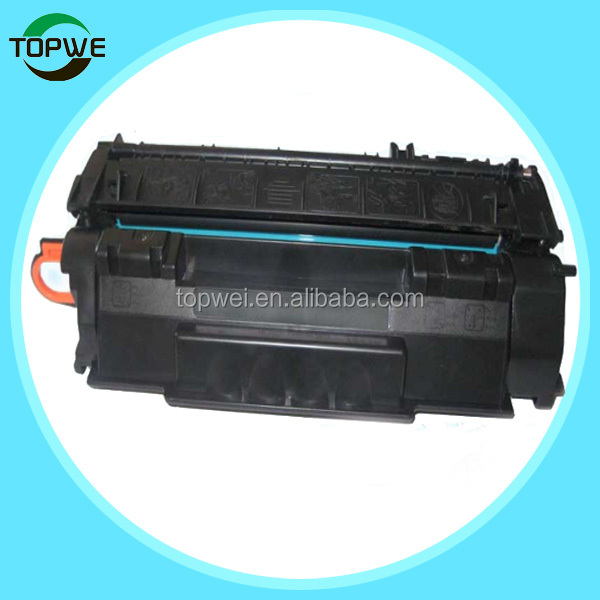 compatible 7553A toner cartridge 7553x for HP P2015/2014/M2727