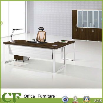 Cherry Wooden Office Furniture Executive Desk Set Buy