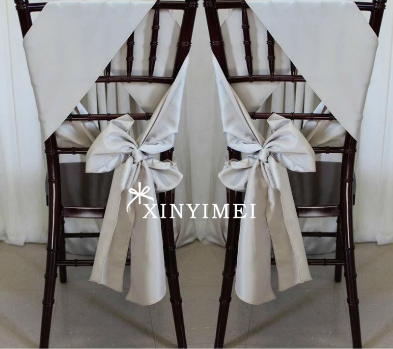 Modern Design Beautiful Flower Fancy Chair Sash Xymk13 Buy