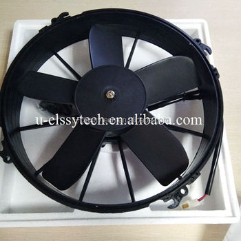 Bus Condenser Fan To Repair Thermo King Bus Air Conditioner Refrigeration  Condenser Fan Spal Fan - Buy 24v Bus Condenser Fan,Bus Condenser Fan To
