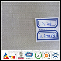 304 316 Stainless Steel Woven Architectural Decorative Wire Mesh (Real Factory)