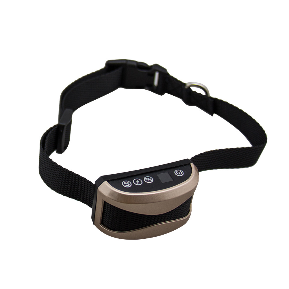 Best Selling Rechargeable No Shock Anti Bark Collar,Pet ...