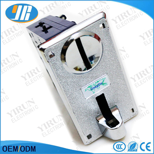 wholesale price intelligent multi coin selector, CPU coin selector for vending machine