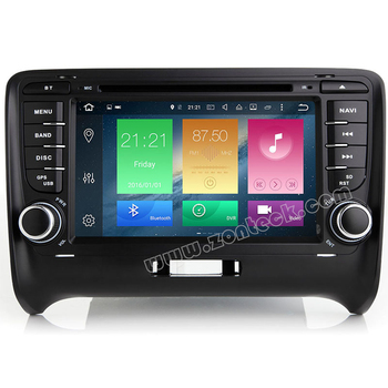 Zonteck ZK-6705T Octa Core Android 6.0 Autoradio GPS for Audi TT