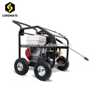 Gas fuel 3600psi 4000psi power water jet machine Pressure Washer cleaning machine