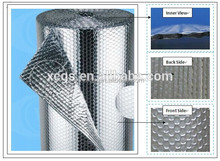 Roof Wall Polyethylene Coating Foil Insulation Sheet