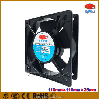 110mm 220v Cooling Fan For Network Cabinet/rack Ac Small Cooling Fan 110v  Ac Axial