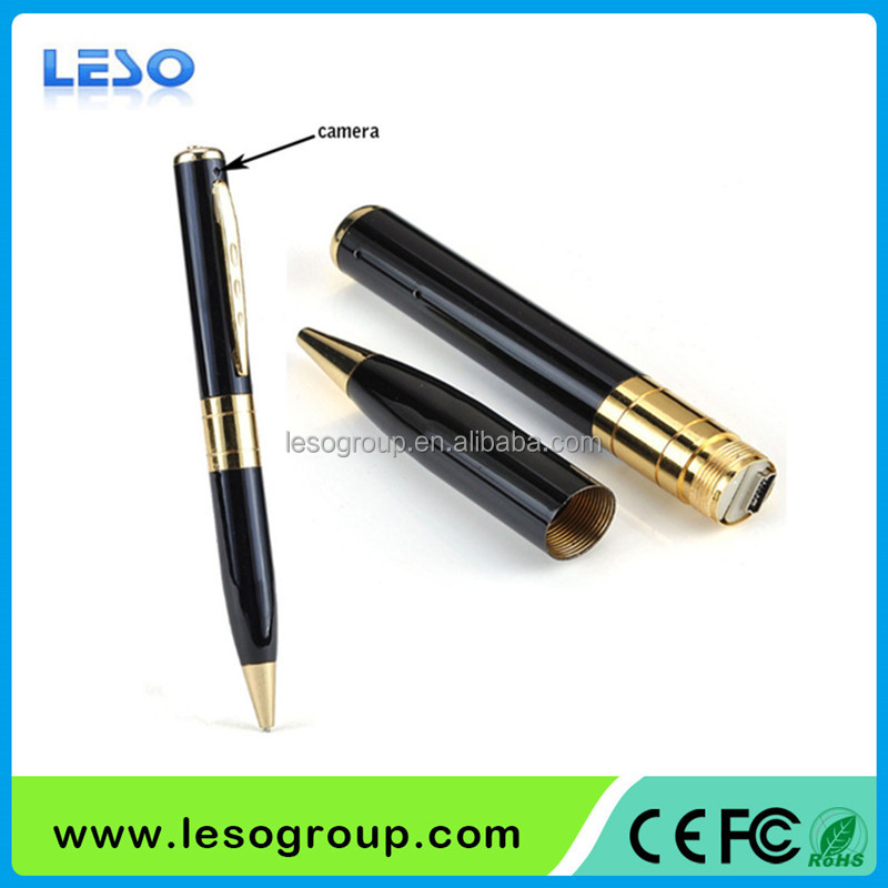high quality HD 720P Pocket hidden pen camera DV Camera Mini Camcorder spy pen
