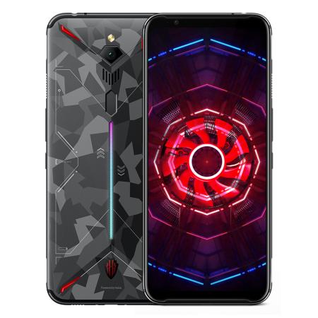 "Original Nubia Red Magic 3 Mobile phone 6.65 Snapdragon 855 Octa core Front 48MP Rear 16MP 6GB 128GB 5000mAh Game Phone"""