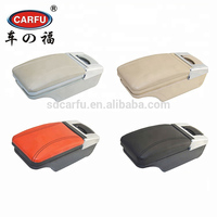2018 China universal armrest box new design car accessories interior car import box for car