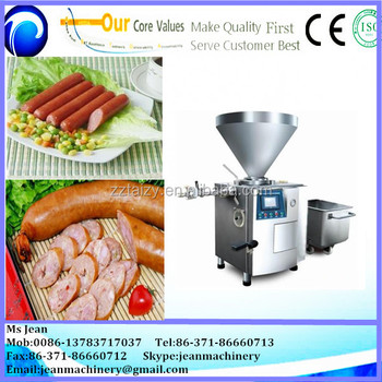 Hot selling electric sausage filler industrial sausage filler hot selling electric sausage filler industrial sausage filler machine used sausage stuffer machine sciox Images