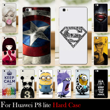 Huawei Ascend P8 Lite  P8 Mini Protective Mobile Case Accesary For Cellular Phone Breaking Bad Marilyn Monroe Shipping Free