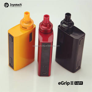Super Light 2100mAh 80W Joyetech e Grip II Light VT health e cigarette kit